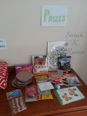 Prizes!