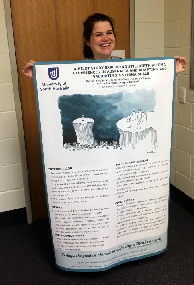 Danielle Pomeroy Still Stigma Poster F
